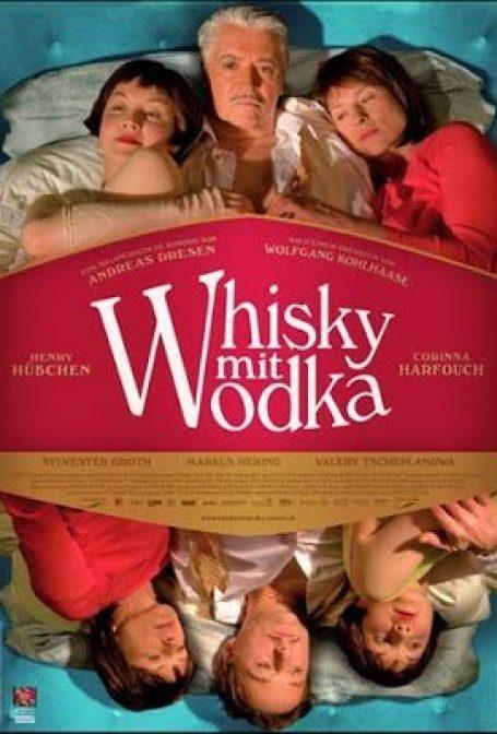 Whisky com Vodka