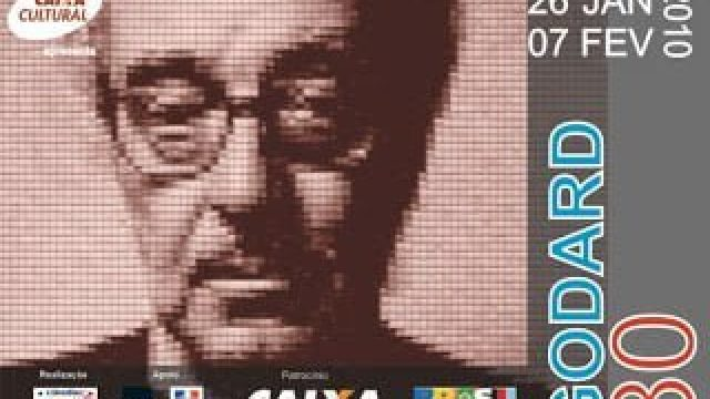 Godard 80 anos [Caixa Cultural]