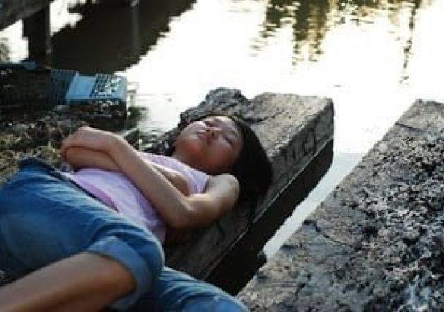 Mulher em Chamas Procura Água