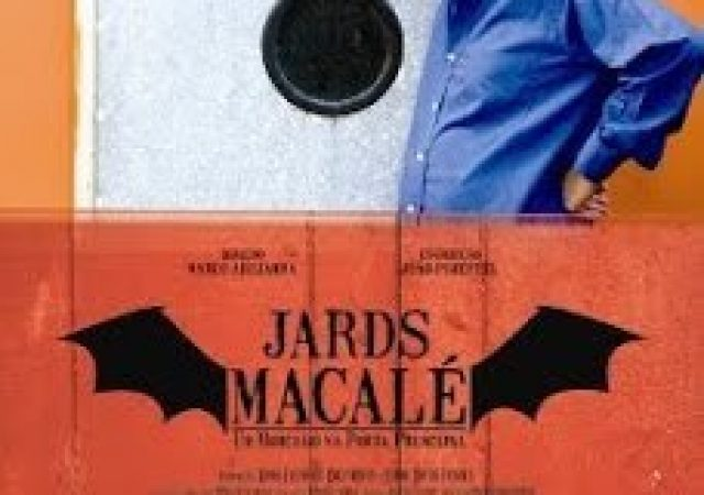 Jards Macalé – Um morcego na Porta Principal