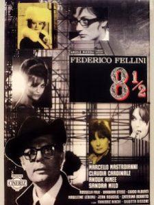 Crítica: Oito e Meio de Fellini
