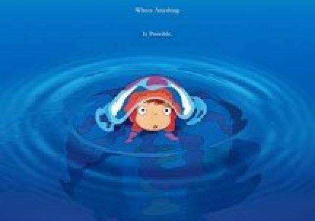 Ponyo [Uma amizade que veio do mar]