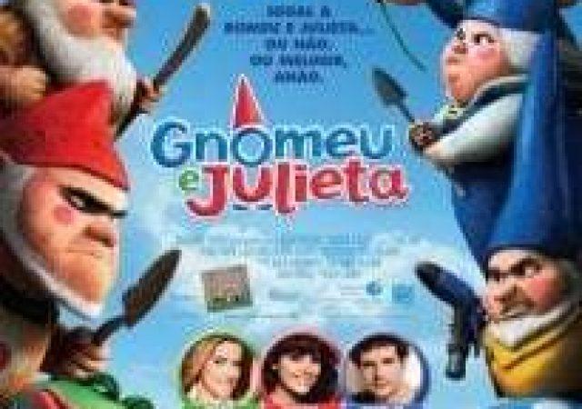 Crítica: Gnomeu e Julieta
