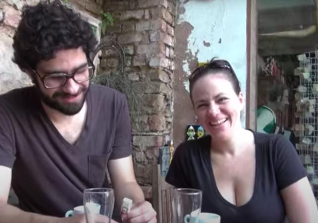 O Riscado de Gustavo Pizzi e Karine Teles