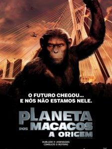 Crítica: Planeta dos Macacos – A Origem