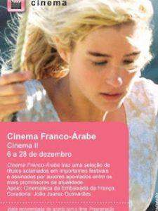 Mostra Cinema Franco-Árabe CCBB RJ