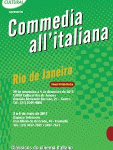 Mostra Commedia All'Italiana