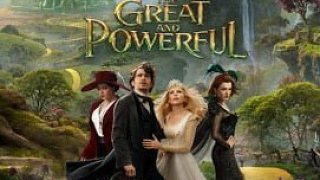 Crítica: Oz, Mágico e Poderoso