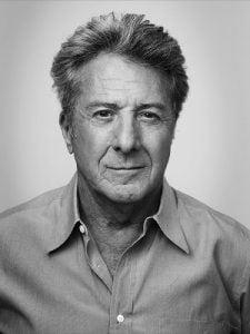 Ator e Diretor Dustin Hoffman