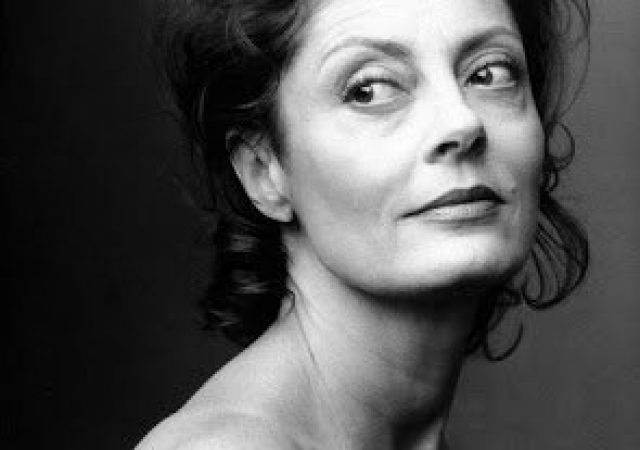 CLIPPING: A Atriz SUSAN SARANDON