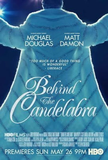 CANNES:  BEHIND THE CANDELABRA