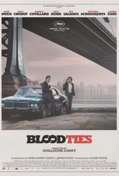 CANNES: BLOOD TIES