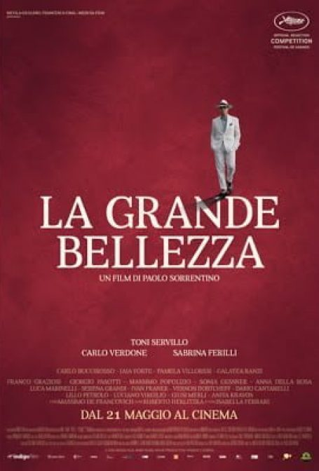 CANNES: LA GRANDE BELLEZZA (THE GREAT BEAUTY)