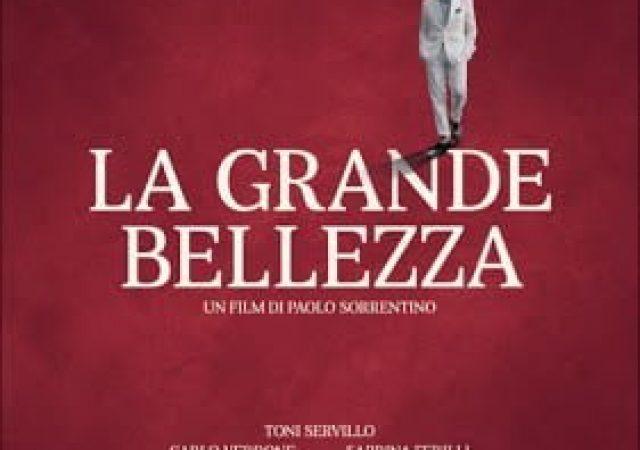 CANNES: LA GRANDE BELLEZZA (THE GREAT BEAUTY)