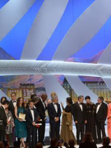 FESTIVAL DE CANNES: A Premiação do 66º Festival de Cannes