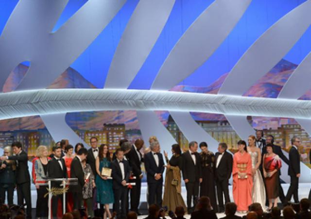 A Premiação do 66º Festival de Cannes 2013