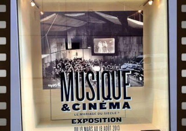 CINEMATECANDO EM PARIS: Musique et Cinema – Cité de La Musique
