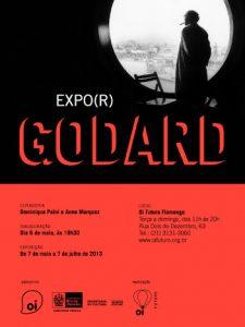 EXPOSIÇÃO: Expo(r) Godard no Oi Futuro Flamengo