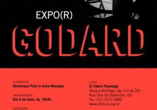 Expo(r) Godard no Oi Futuro Flamengo