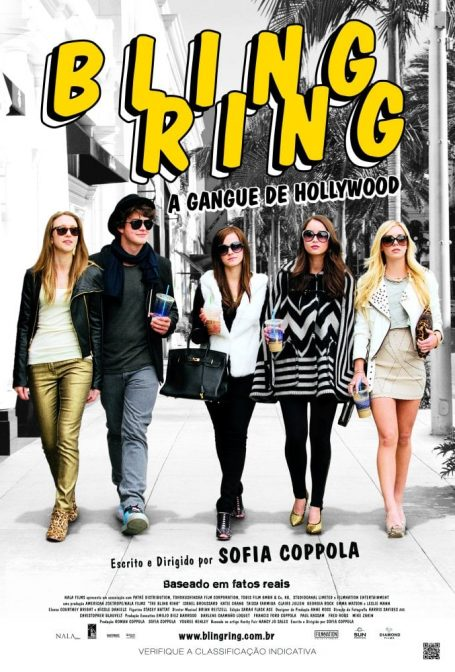 Crítica: The Bling Ring – A Gangue de Hollywood