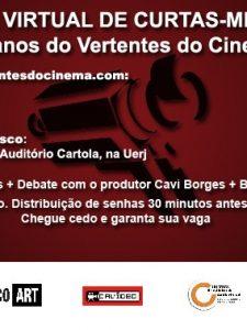 I Festival Virtual do Vertentes do Cinema