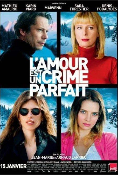 Crítica: O Amor é Um Crime Perfeito