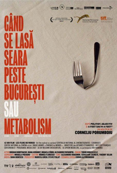 Crítica: Quando Cai a Noite em Bucareste ou Metabolismo