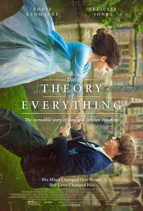 Crítica: A Teoria de Tudo