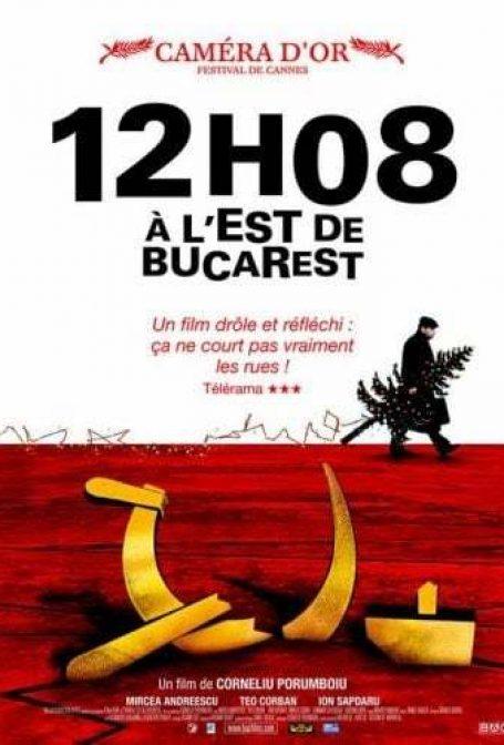 12:08 – À Leste de Bucareste