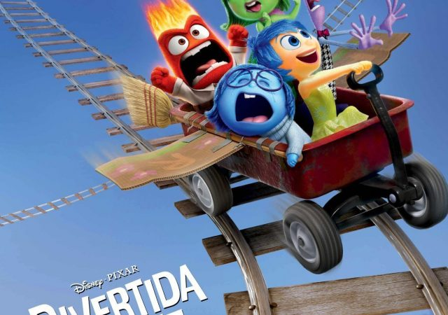 Crítica: Inside Out – Divertida Mente