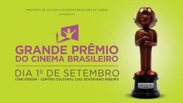 GRANDE PRÊMIO DO CINEMA BRASILEIRO 2015