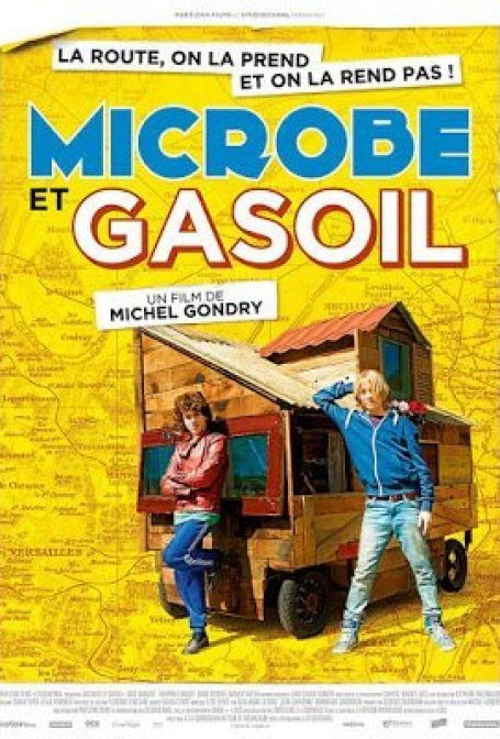 Crítica: Micróbio & Gasolina