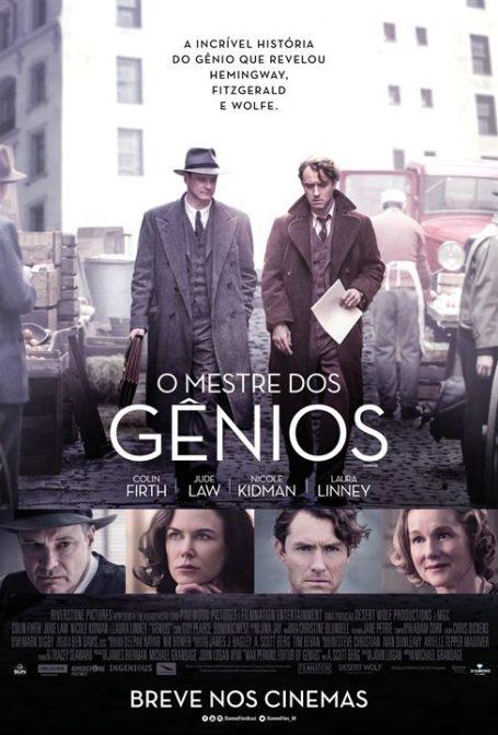 Crítica: O Mestre dos Gênios