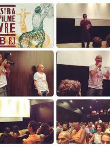 MOSTRA DO FILME LIVRE 2016: Cerimônia de Abertura