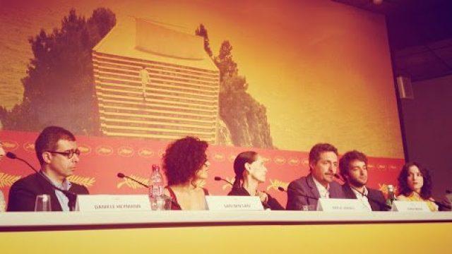 """Aquarius"" no Festival de Cannes 2016"