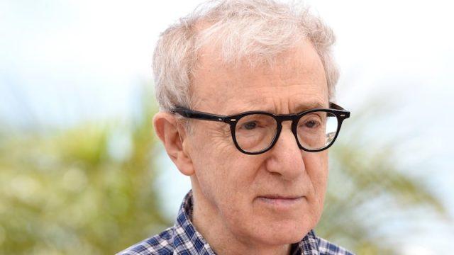 Woody Allen em revista no Festival de Cannes 2016
