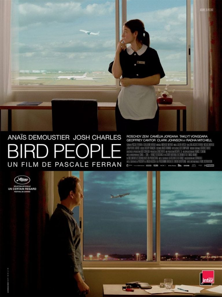 Cartaz Bird People