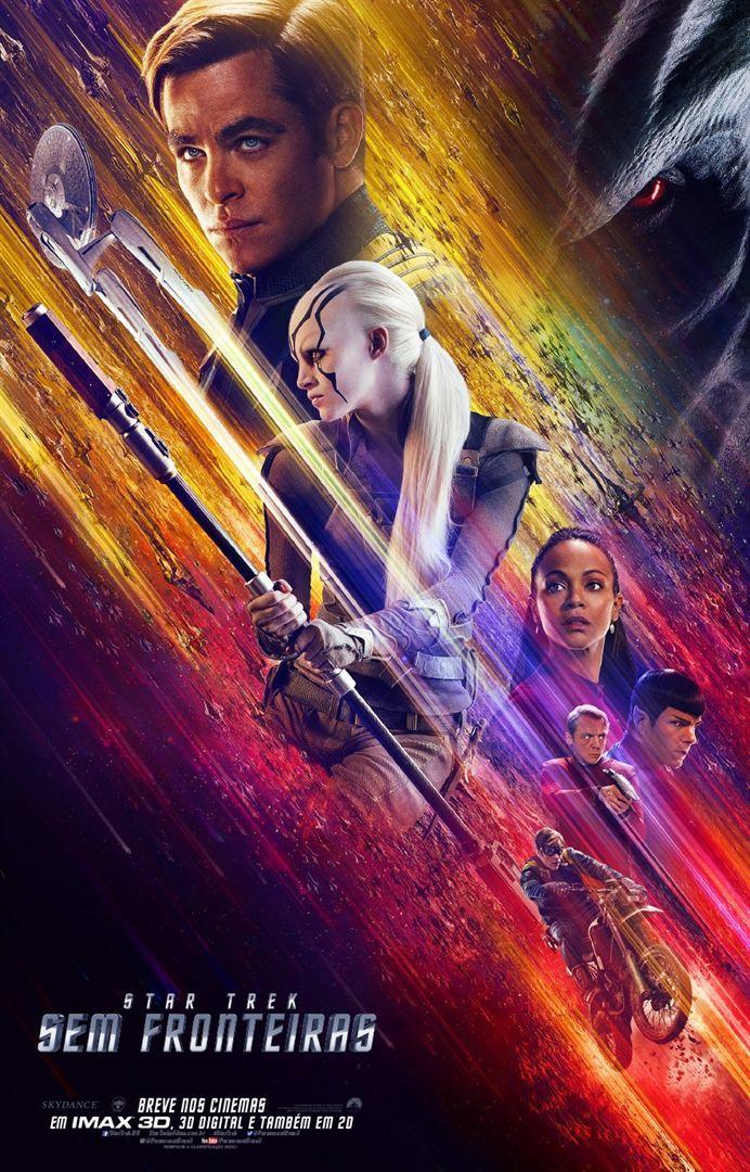 Crítica: Star Trek: Sem Fronteiras + O Universo Aprofundado