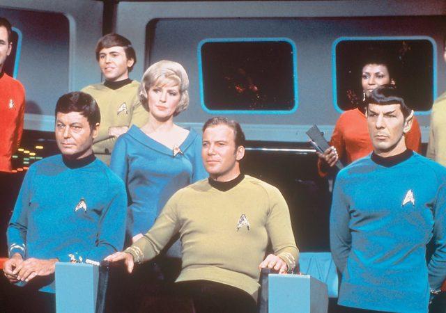 """Artigo: Universo """"Star Trek"""""""