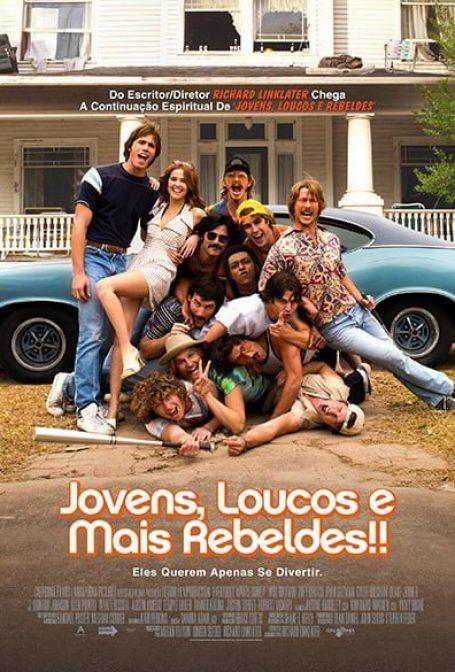 Crítica: Jovens, Loucos e Mais Rebeldes