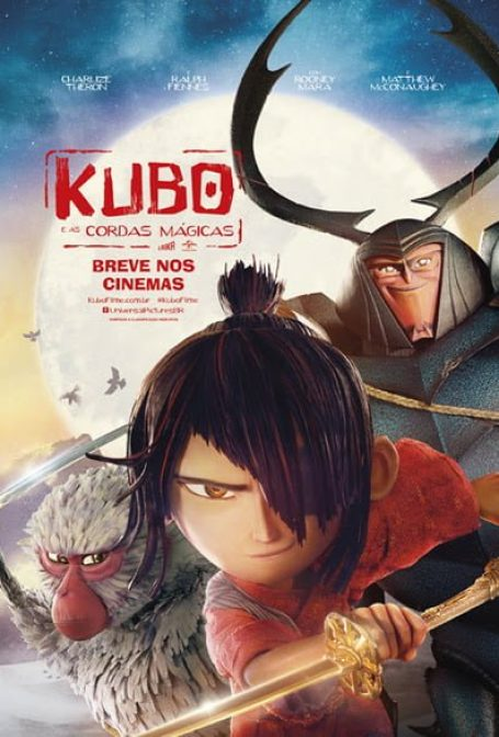 Crítica: Kubo e As Cordas Mágicas
