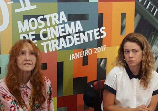 O Percurso de Helena Ignez e Leandra Leal | Mostra de Tiradentes 2017