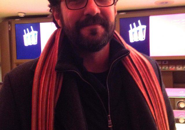 Felipe Bragança no Festival de Berlim 2017