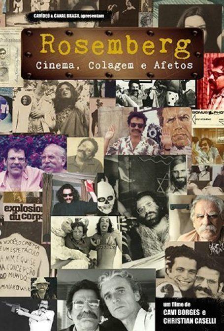 Rosemberg: Cinema, Colagem e Afetos