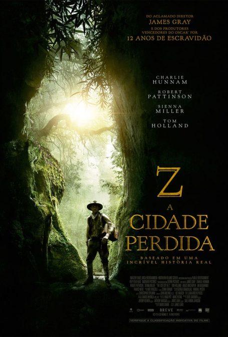 Crítica: Z – A Cidade Perdida