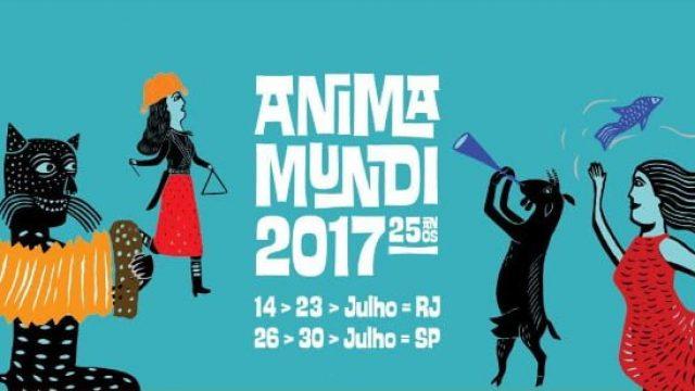 14 à 23/07: Anima Mundi 2017 no Rio de Janeiro