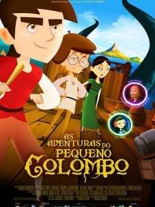 Crítica: As Aventuras do Pequeno Colombo