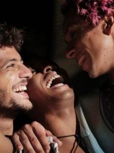 Frase Vencedora da Promoção: Corpo Elétrico no Rio de Janeiro