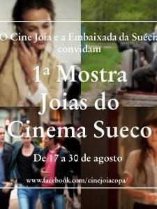 17 à 30/08: Mostra Joias do Cinema Sueco: Cine Joia RJ