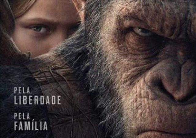 Crítica: Planeta dos Macacos: A Guerra